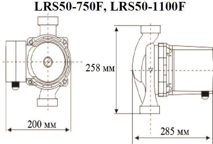 Монтажные размеры VODOTOK LRS50-750F.JPG